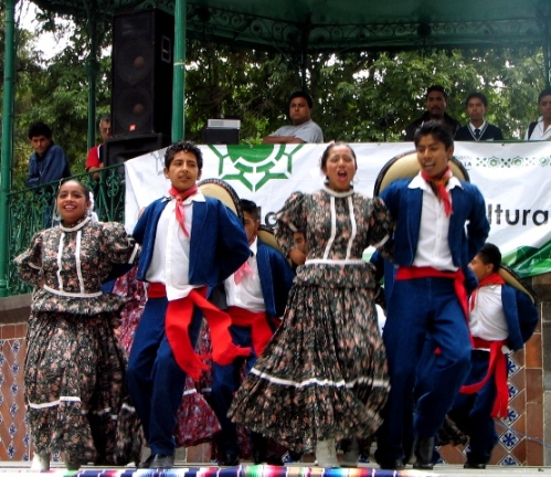 FIRST place Dancers in Tlaxcala